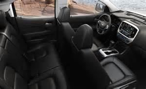 2015 Chevrolet Colorado Interior Car And Driver