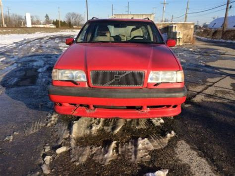 volvo 850r wagon for sale sell used 1996 volvo 850r 4dr wagon in huntingdon valley