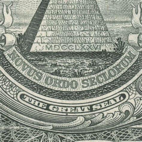 imagenes ocultas en dolares 9 mensajes en el billete de 1 d 243 lar que nunca imaginaste