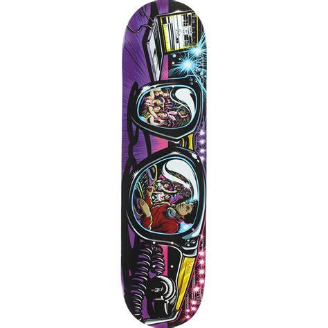 Skateboards Decks by Blind Skateboards Kevin Romar Resin 7 Shades Skateboard