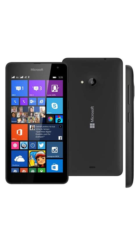 Microsoft Lumia 5 Inch microsoft lumia 535 5 quot smartphone buy microsoft lumia 535 5 quot smartphone in south africa from