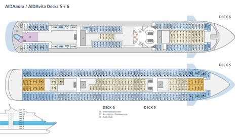 deck 11 aidaprima decksplan aidaaura deckspl 228 ne aidaaura aida kreuzfahrten