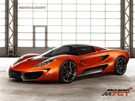 mclaren concept cars master zone mclaren m7gt concept