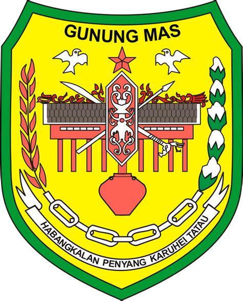 logo tutorial upi logo kabupaten gunung mas kumpulan logo indonesia