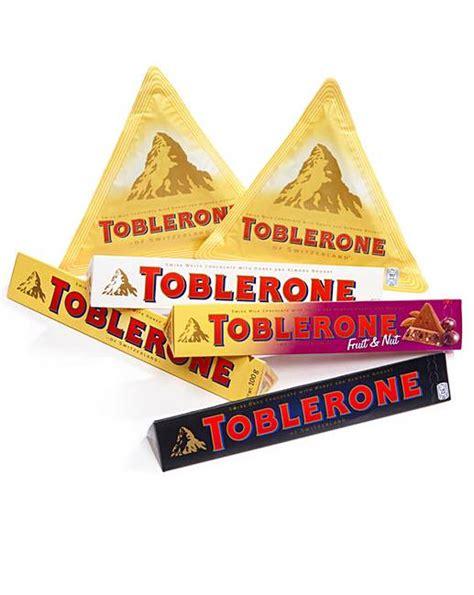 Toblerone Set toblerone gift set fifty plus
