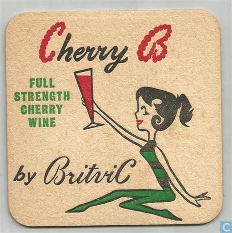 Cherry B Wine 4 sparkling cherry b light cherry wine cherry b