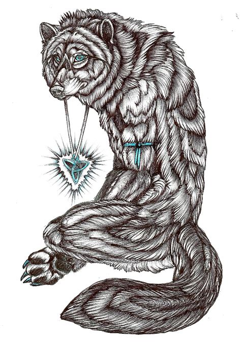 tattoo on paper my tattoo on paper by palewolf on deviantart