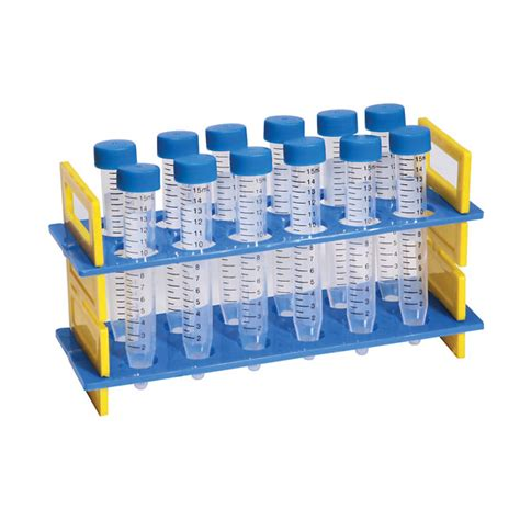 Test E Shelf by Cole Parmer Test Rack With 15 Ml From Cole Parmer