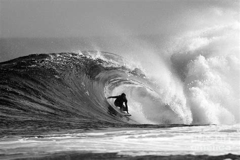 surf wallpaper black and white caveman photograph by paul topp