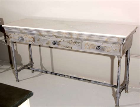 Marble Sofa Tables Elke Marble Console Table With Br Base Marble Sofa Tables