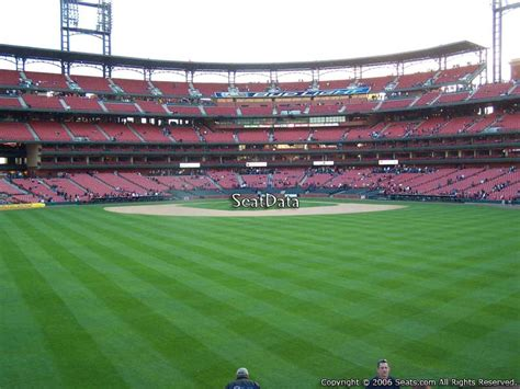 Section 197 A by Busch Stadium Section 197 Rateyourseats