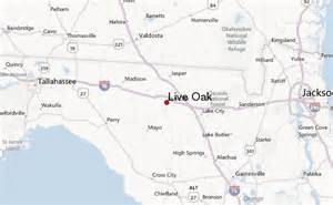 live oak florida location guide