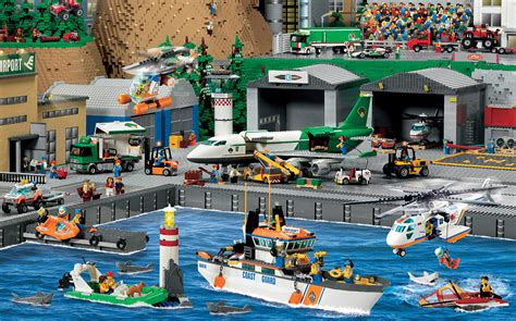 Plakat Lego by Panorama 3 Poster Lego 174 City Activities City Lego
