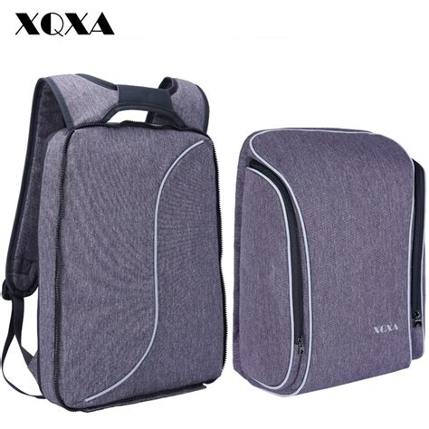 xqxa light slim backpack lightweight 15 6 inch laptop notebook backpacks waterproof