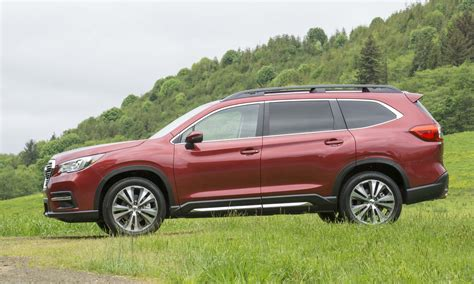 2019 Subaru Ascent Fuel Economy by 2019 Subaru Ascent Drive Review 187 Autonxt