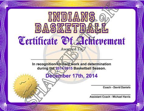 Coach certificate of appreciation template choice image www basketball coach certificate template choice image yadclub Choice Image