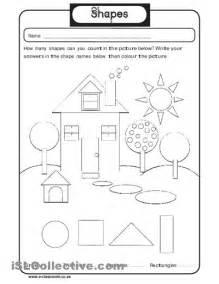 best photos of geometric shapes worksheets basic