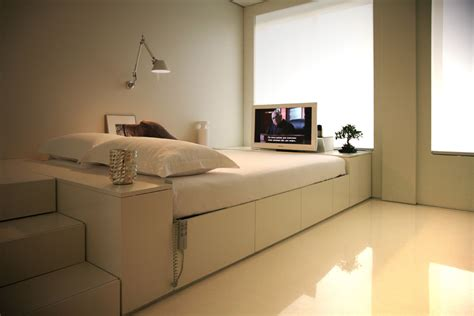 living spaces bedrooms small space living