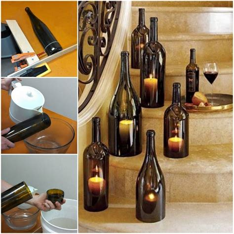 diy projects with glass bottles 18 diy projects for glass bottles