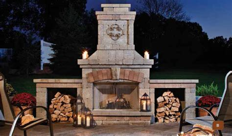 Brighton And Fireplace by Product Spotlight Brighton Fireplace Series Outdoor