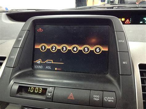 Toyota Prius Stereo Toyota Prius Radio Repair
