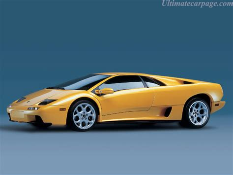 Lamborghini Diablo 6 0 Lamborghini Diablo Vt 6 0 High Resolution Image 1 Of 8