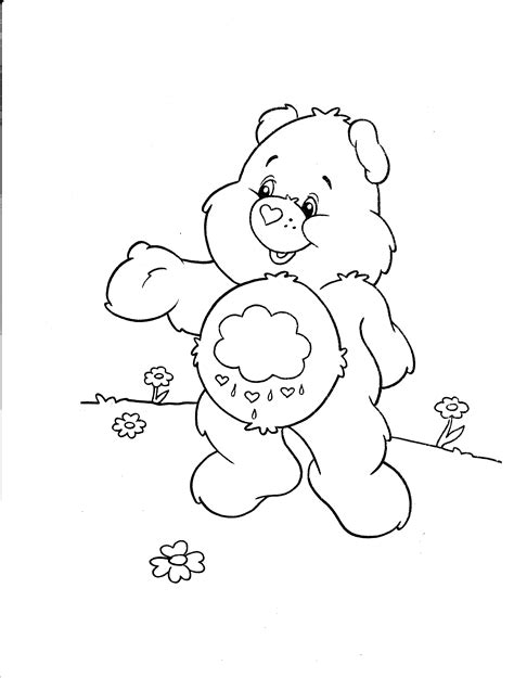 care bear coloring pages pdf care bears coloring pages coloring pages for kids