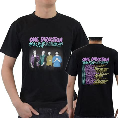 Hoodie One Derection 4 4 personil one direction on the road from lukmanulh sbooth