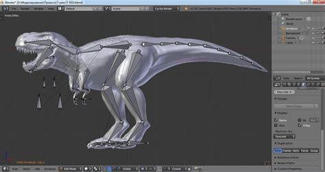 Blender Model