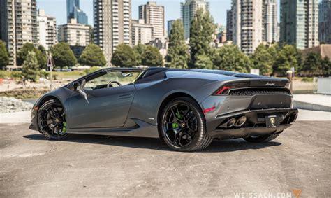 2016 LAMBORGHINI HURACAN LP 610 4 SPYDER   Lamborghini