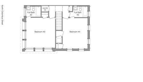 floor plan 3rd street cromley row 187 floorplans