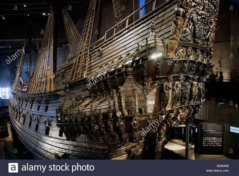 vasa museum stockholm warship vasa sunk on maiden voyage in 1628 restored vasa