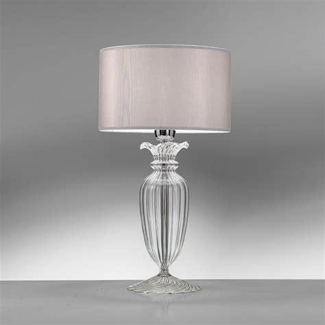 base tavolo cristallo lada da tavolo con base in cristallo clivia