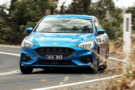 2019 Ford Focus St Line by 2019 Ford Focus St Line Performance Review