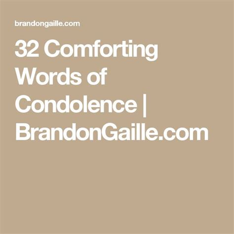 comforting words for grief 25 best ideas about words of condolence on pinterest