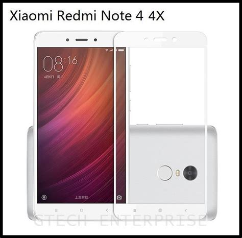 Harga Promo Tempered Glass Warna Redmi 4x Tempered Glass Color xiaomi redmi note 4 4x cover 9h end 6 18 2018 9 28 am