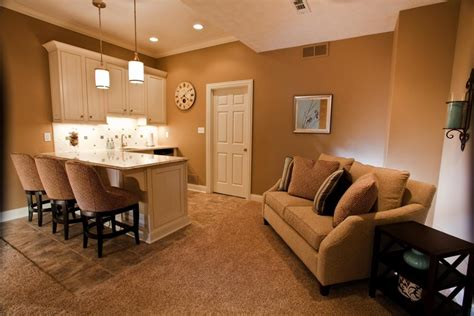 kitchen makeovers basement kitchens ideas cost to finish a room in best fresh basement kitchenette designs 19978