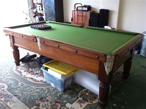 area needed for pool table 8ft x 4ft slate bed snooker table for sale snookercues com