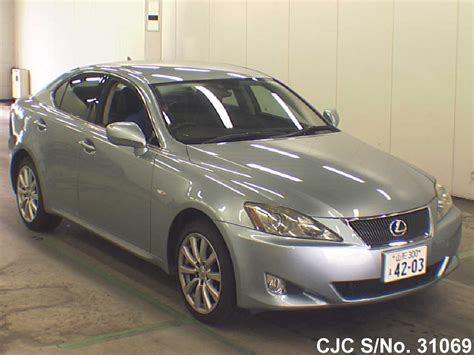 the new car 2006 lexus is 250 no key needed just have 2006 lexus is 250 silver for sale stock no 31069