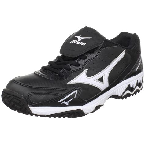 athletic trainer shoes mizuno mizuno mens wave trainer g5 athletic shoe in black