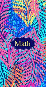 Math Binder Cover Templates by 51 Best Images About Binder Covers On