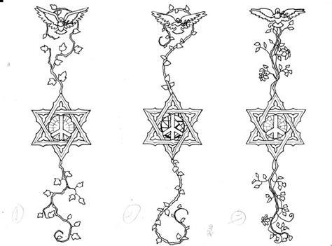 star of david tattoo designs best 25 of david ideas on david