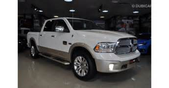 Dodge Longhorn Edition Dodge Ram Laramie Longhorn Edition For Sale Aed 159 000