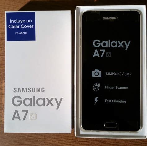 Samsung A7 2016 Fullset Ori incre 237 ble samsung galaxy a7 2016 gold nacional libre woow 7 299 00 en mercado libre