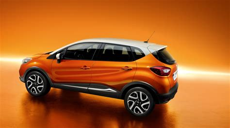 renault captur renault captur officially revealed autoevolution