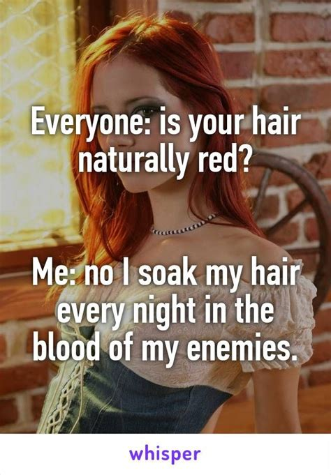 Red Hair Girl Meme - 25 best redhead quotes on pinterest ginger quotes red