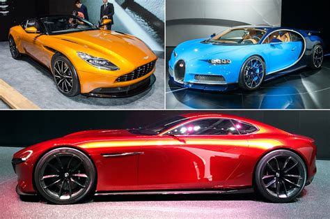 motor show top designers their picks from the 2016 geneva motor