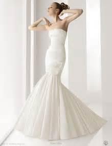mermaid wedding dress with smart wedding ideas mermaid style wedding gowns 2011