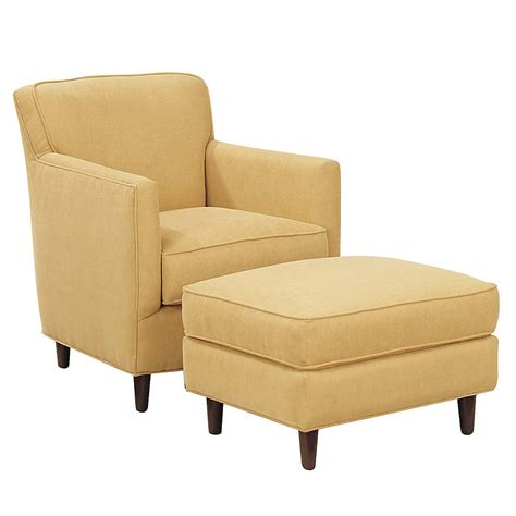 Living Room Accent Chair With Exposed Wood Legs Home Accent Living Room Chairs