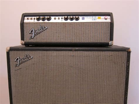 Fender Bassman Speaker Cabinet by Fender Bassman